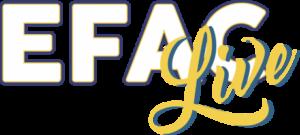 Logo Efac Live Comunidade Recado
