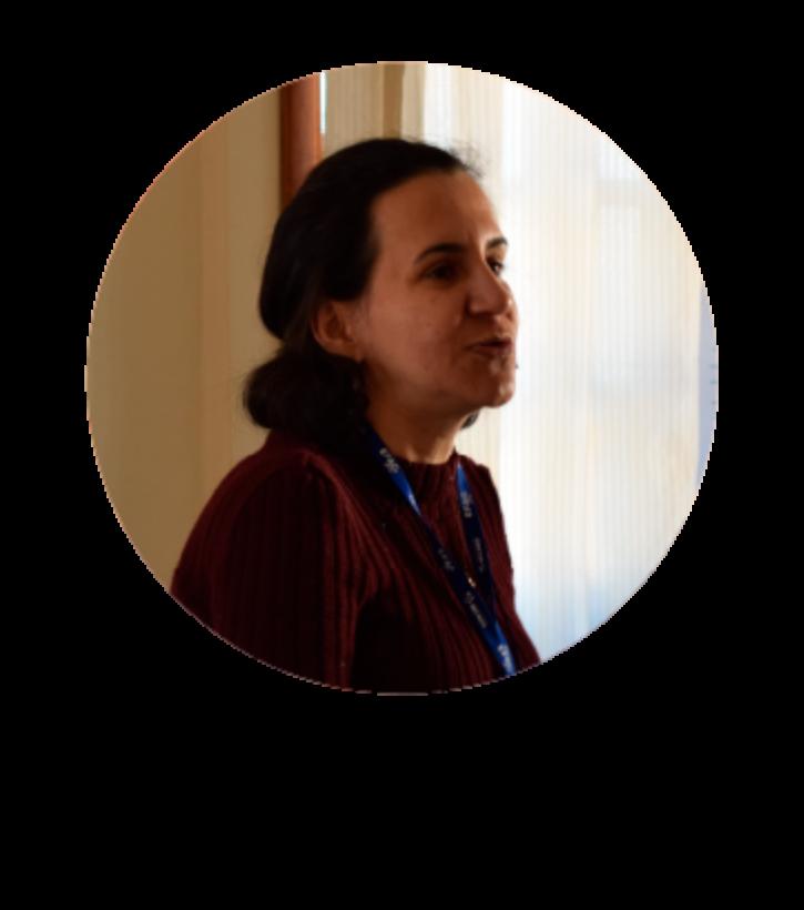 Professora Hegine Tozadore - Efac Net Comunidade Recado